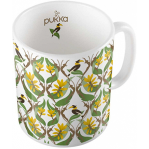 Pukka cup of turmeric