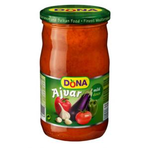 Dona Ajvar mild (680g)