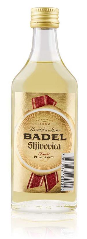 Image of Badel Sljivovica alt (10cl)