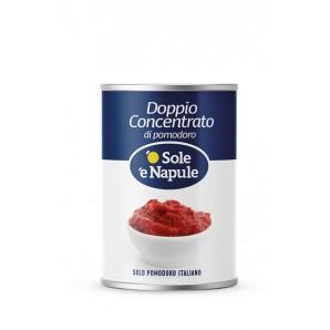 o Sole e Napule Tomato Paste (400g)