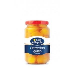 o Sole e Napule gelbe Datterino-Tomaten (360g)