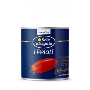 """o Sole e Napule geschälte Tomaten """"Il Firmato"""" (2,5kg)"""