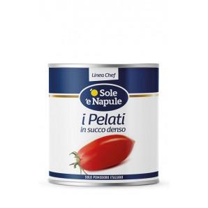 o Sole e Napule geschälte Tomaten (2,5kg)