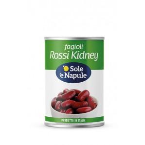 o Sole e Napule rote Kidneybohnen (400g)
