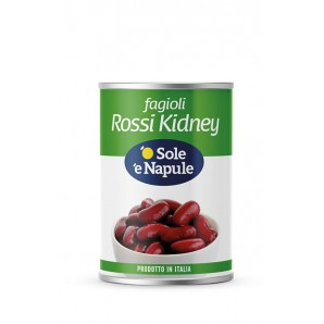 o Sole e Napule red kidney beans (400g)