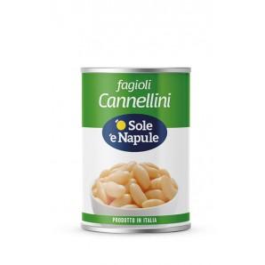 o Sole e Napule Cannellini-Bohnen (400g)