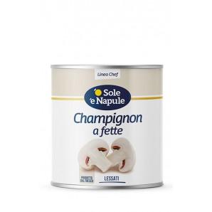 o Sole e Napule Champignon-Pilze (2,5Kg)