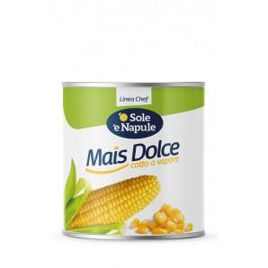 o Sole e Napule sweetcorn (2.1Kg)