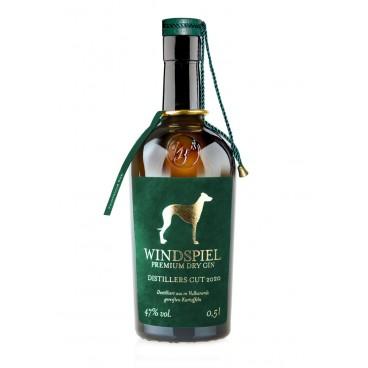 Windspiel Premium Dry Gin Distillers Cut 2020 (50cl)