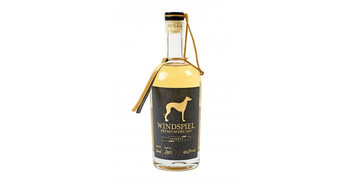 Windspiel Premium Dry Gin Reserve (50cl)