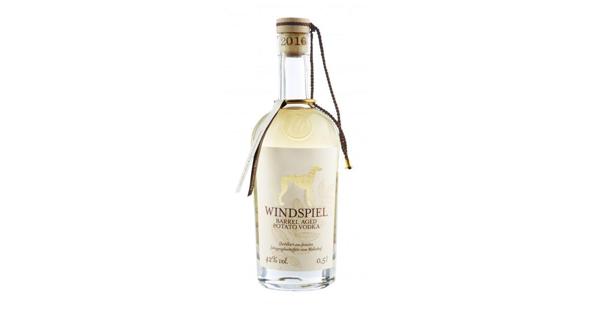Windspiel Vodka Barrel Aged Potato (50cl)