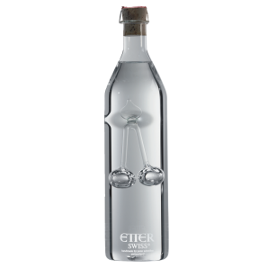 Etter Original Zuger Kirsch Glasfrucht-Karaffe (70cl)