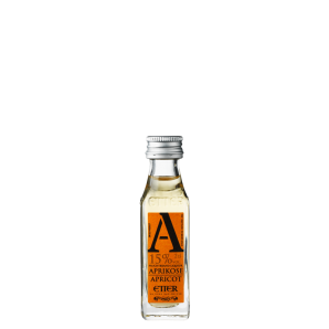 Etter Original Apricot Fruit Brandy Liqueur Miniature (2cl)