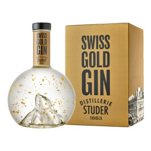 Swiss Gold Gin with 24...