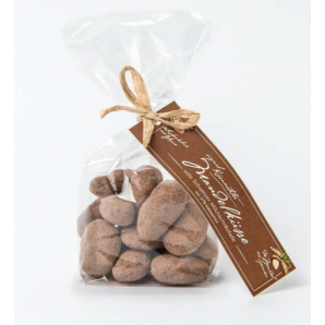 Küsnacht Almond Kisses Milk Chocolate 37% with Card (100g)