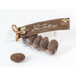 Küsnacht Almond Kisses Dark Chocolate 58% Give Away (approx.20g)