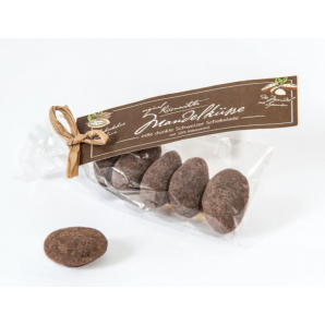 Küsnachter Mandelküsse Zartbitter Schokolade 58% Give Away (ca.20g)