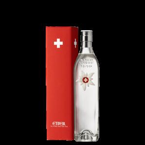 Etter Edelweiss Zuger Kirsch AOP in Geschenkpackung Schweiz (35cl)