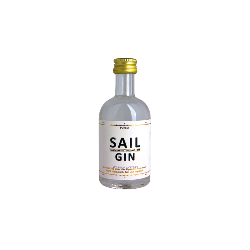 purest SAIL GIN Miniatur (5cl)