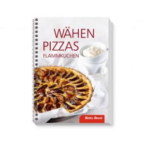 Betty Bossi Wähen, pizzas, tarte flambée