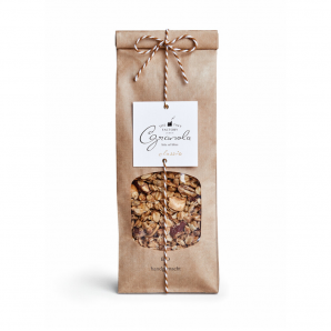 The Tiny Factory Granola Classic (350g)