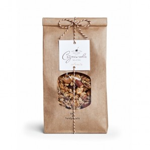 The Tiny Factory Granola Classic (600g)