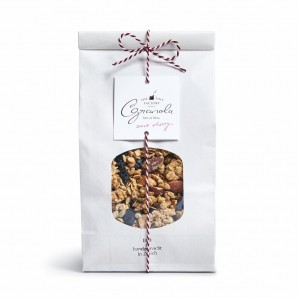The Tiny Factory Granola Sour Cherry (600g)