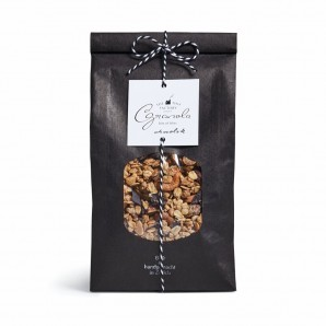 The Tiny Factory Granola Chocolate (600g)