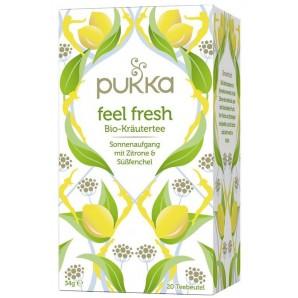 Pukka feel fresh tea organic (20 bags)