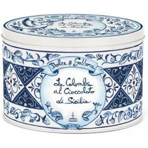 Fiasconaro und Dolce & Gabbana Colombina al cioccolato di Sicilia (100g)