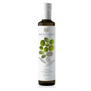 MEDITERRE ALEA Extra Virgin Organic Olive Oil Greece (50cl)