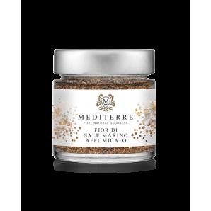 MEDITERRE Smoked Sea Salt (180g)