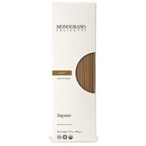 MONOGRANO FELICETTI Linguine Bio-organic Farro (500g)