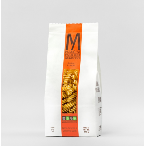 Mancini Fusilli lunghi di semola di grano duro (500g)
