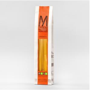 Mancini Spaghetti di semola di grano duro (1kg)