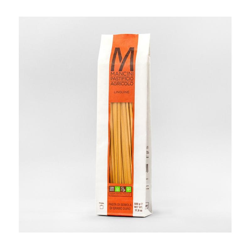 Mancini Linguine di semola di grano duro (500g)