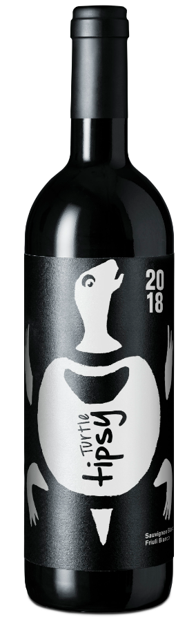 Image of Animal.Wine Tipsy Turtle (75cl)
