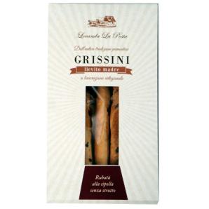 Locanda La Posta Grissini rubatà alla cipolla (100g)
