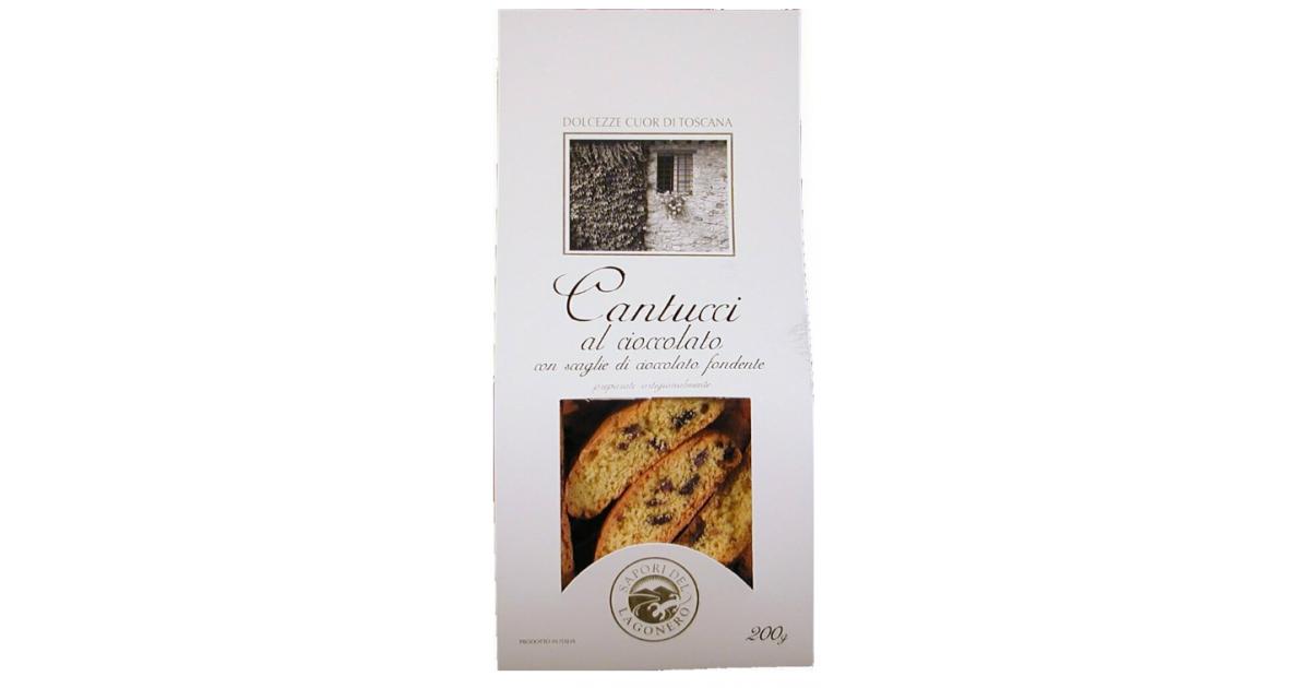 Sapori del Lago Nero Cantucci al cioccolato (200g)