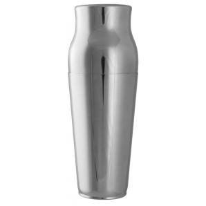 Calabrese Edelstahl Shaker zweiteilig silber (90cl)