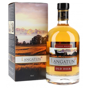 Langatun Old Deer Single Malt Whisky Classic (50cl)