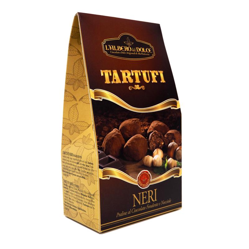 Albero del Dolce Tartufi neri (200g)