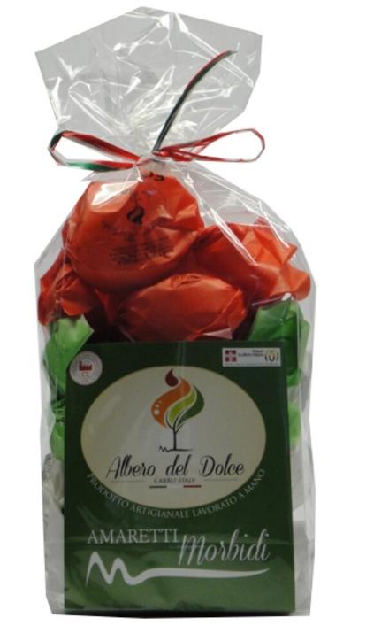 Image of Albero del Dolce Amaretti alla frutta (200g)