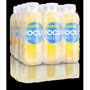 FOCUS WATER - active pineapple / mango (12x50cl)