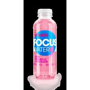 FOCUS WATER - care Mirabelle / Rhubarb (50cl)