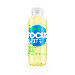 FOCUS WATER - refresh pear / lime (50cl)
