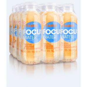 FOCUS WATER - revive Orange/Drachenfrucht (12x50cl)