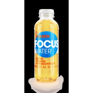FOCUS WATER - revive orange / dragon fruit (50cl)
