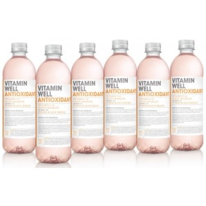 Vitamin Well Antioxidant Sale (6 x 500ml)