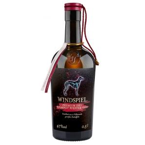 Windspiel Premium Dry Kampot Pfeffer Gin (50cl)